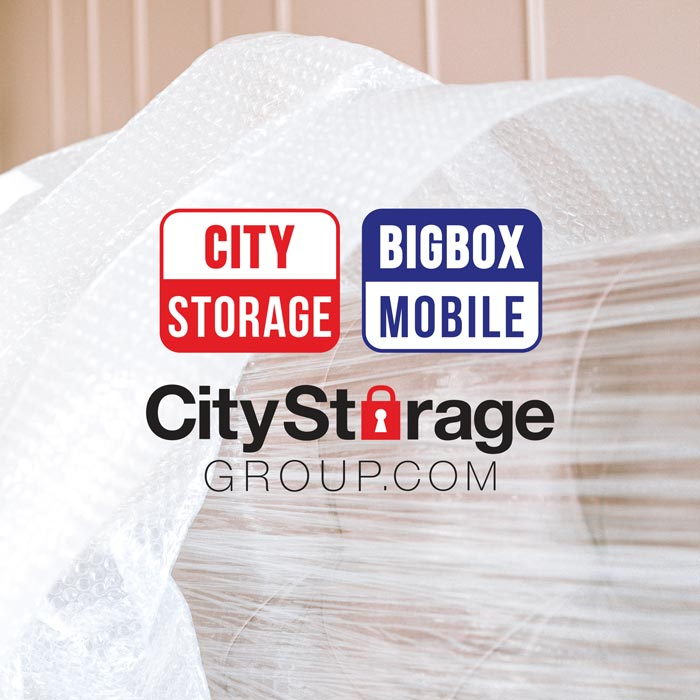 City Storage Group Logo