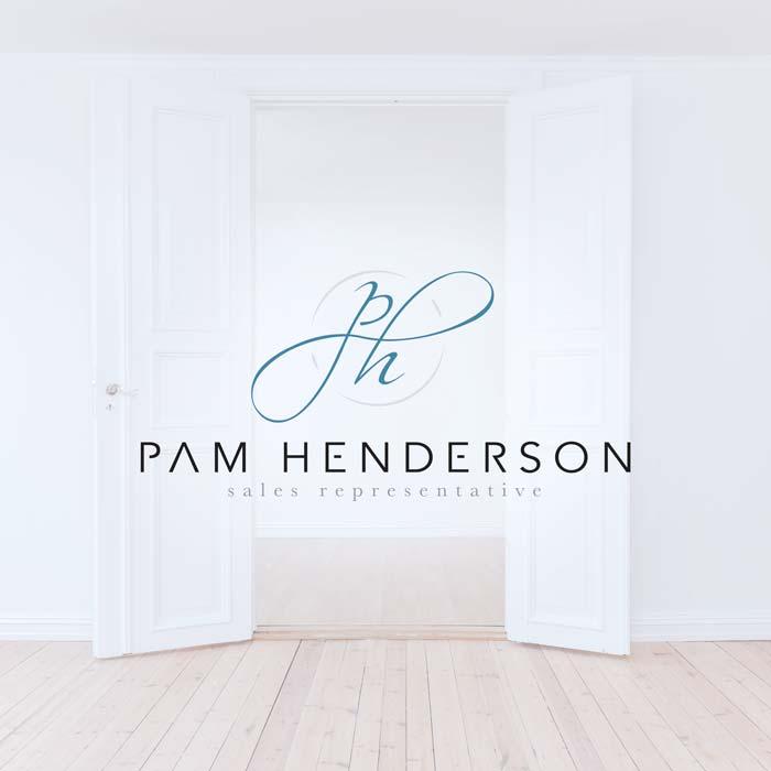 Pam Henderson Logo